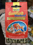 TETRA GOLDFISH WEEK END X40