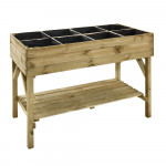 CARRE POTAGER GARIGUETTEL 120X60X87 135