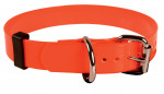 COLLIER CHASSE PVC FLUO 55CM