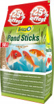 TETRA POND STICKS 40L + 25% OFFERT