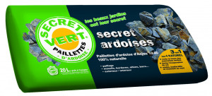 SECRET ARDOISES 10/40 20L BLEUES AMBREES